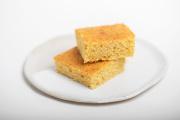 Le cornbread, un pain à base de semoule de maïs.