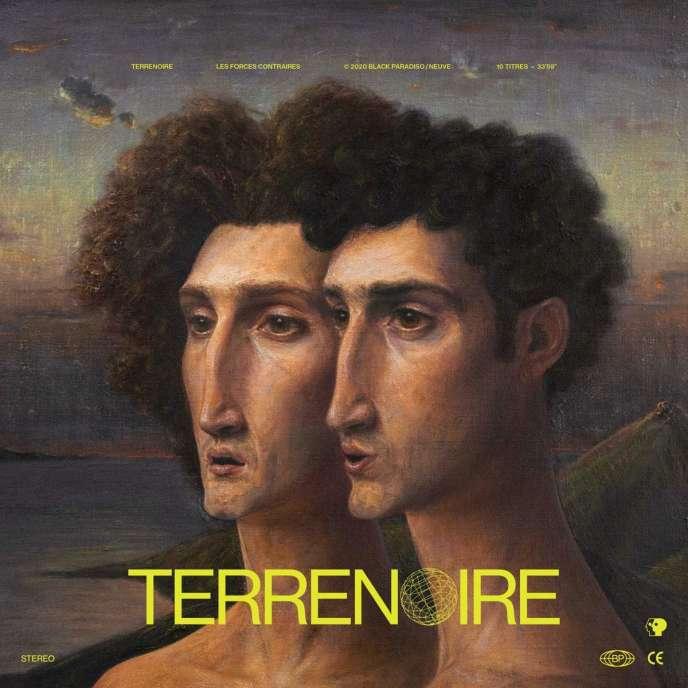Pochette de l'album «Les Forces contraires», deTerrenoire.