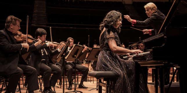 Doublé féminin triomphal pour le premier concert de l'Orchestre de Paris à la Philharmonie