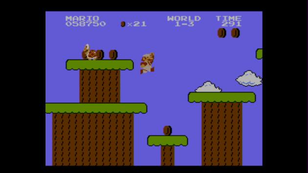 Le premier épisode« Super Mario Bros. », sorti en 1985 sur NES, fut une révolution.