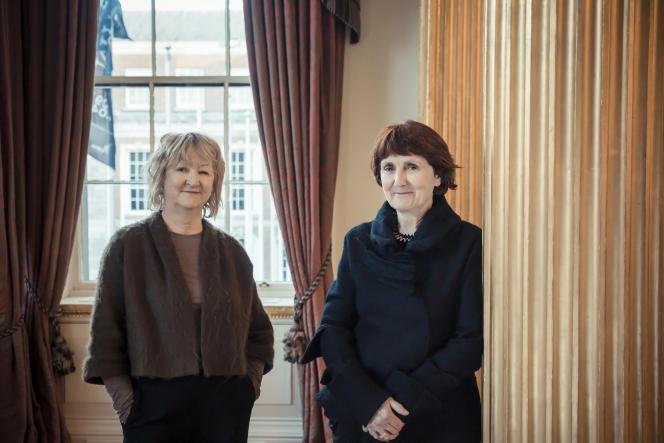 Yvonne Farrell et Shelley McNamara, de Grafton Architects, lauréates du prestigieux prix Pritzker2020.