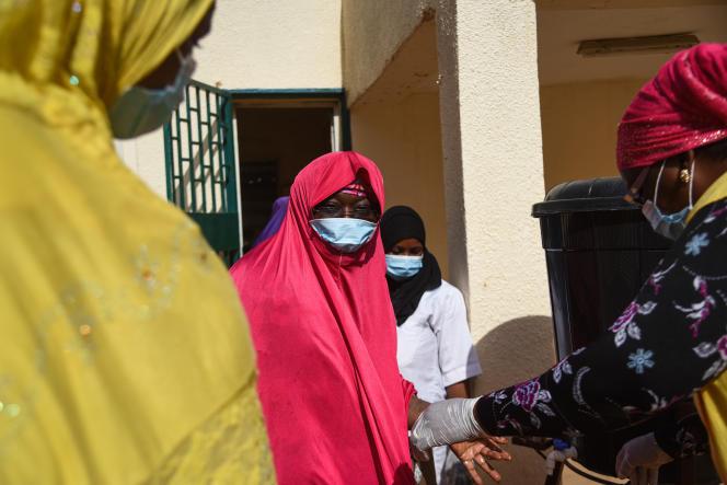 A Niamey en mai 2020.
