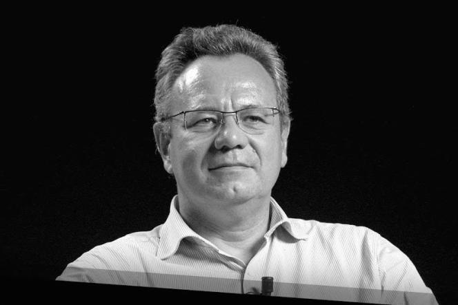 Frédéric Pierucci,ancien cadre dirigeant d'Alstom.