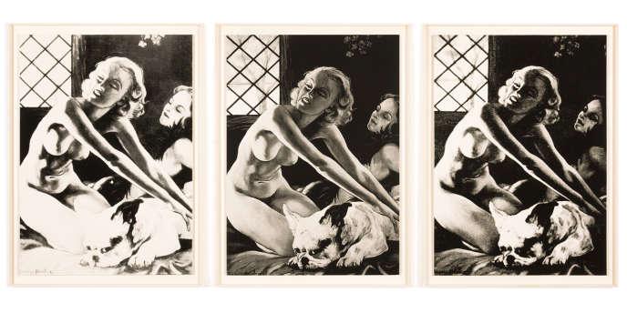 «Picabia sans aura», de Nicolas H. Muller, 2016.