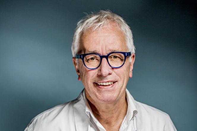 Gilles Pialoux, en 2020.