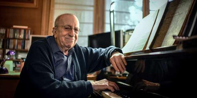 Jazz: l'œuvre écrite de Martial Solal à la Maison de la radio