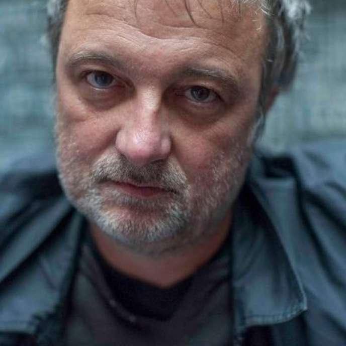 Le journaliste Denis Robert.