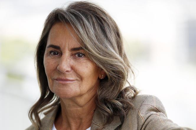 Constance Benqué, directrice générale du pôle