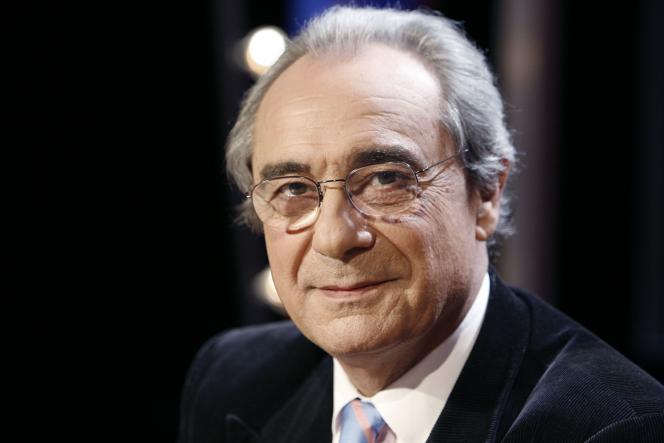 Bernard Debré en mars 2007, à Paris.