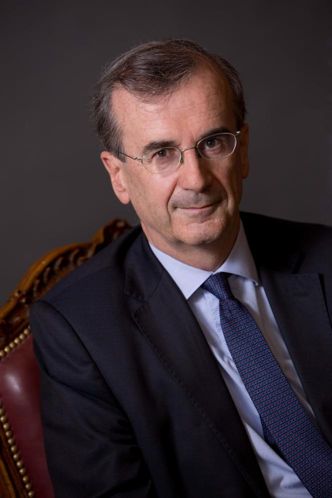 François Villeroy de Galhau en 2015.