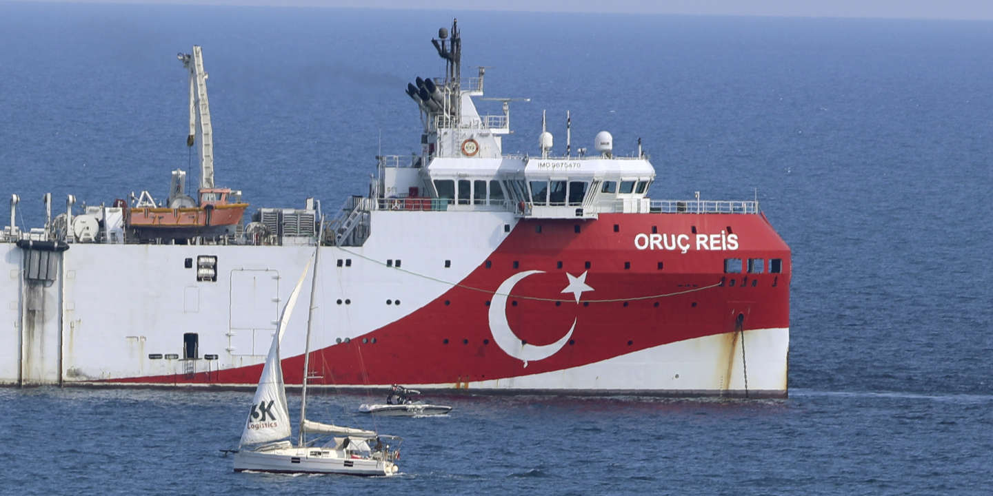In the eastern Mediterranean, Turkey stands on the hard line