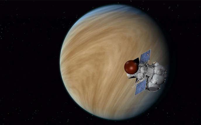 Venera-D, la prochaine mission à destination de Vénus que développe actuellement la Russie.