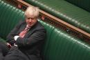 Britain's Prime Minister Boris Johnson attends a debate on the Internal Market Bill at the House of Commons in London, Britain September 14, 2020. UK Parliament/Jessica Taylor/Handout via REUTERS THIS IMAGE HAS BEEN SUPPLIED BY A THIRD PARTY. MANDATORY CREDIT. IMAGE MUST NOT BE ALTERED