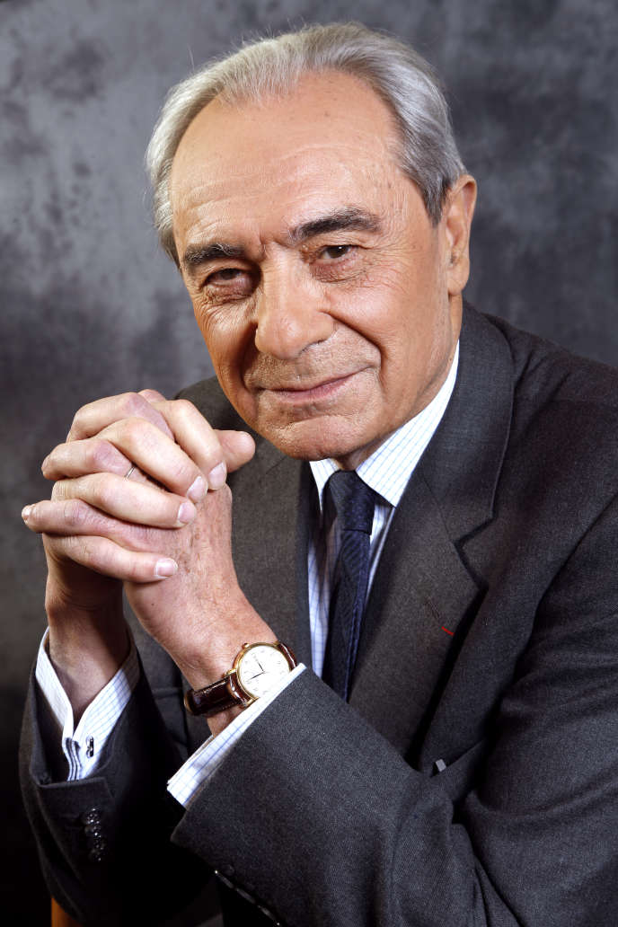Bernard Debré, en 2013.
