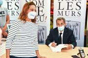 A la librairie Filigranes, à Bruxelles, le 3 septembre.