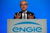Jean-Pierre Clamadieu, lors de l'assemblée générale d'Engie, en mai 2018, à Paris.
