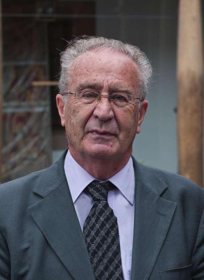 Le psychiatre Jean Garrabé.