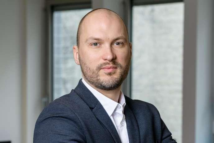 Frédéric Sanaur, directeur général de l'Agence nationale du sport.