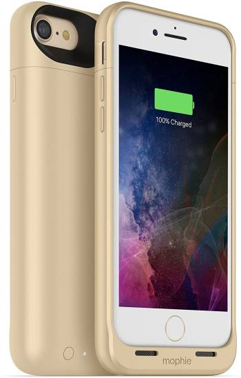 La meilleure coque batterie pour l'iPhone 8 Plus ou 7 Plus Mophie Juice Pack Air