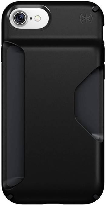 Un étui à protection renforcée pour l'iPhone SE (2e génération), 8 ou 7 Presidio Grip de Speck