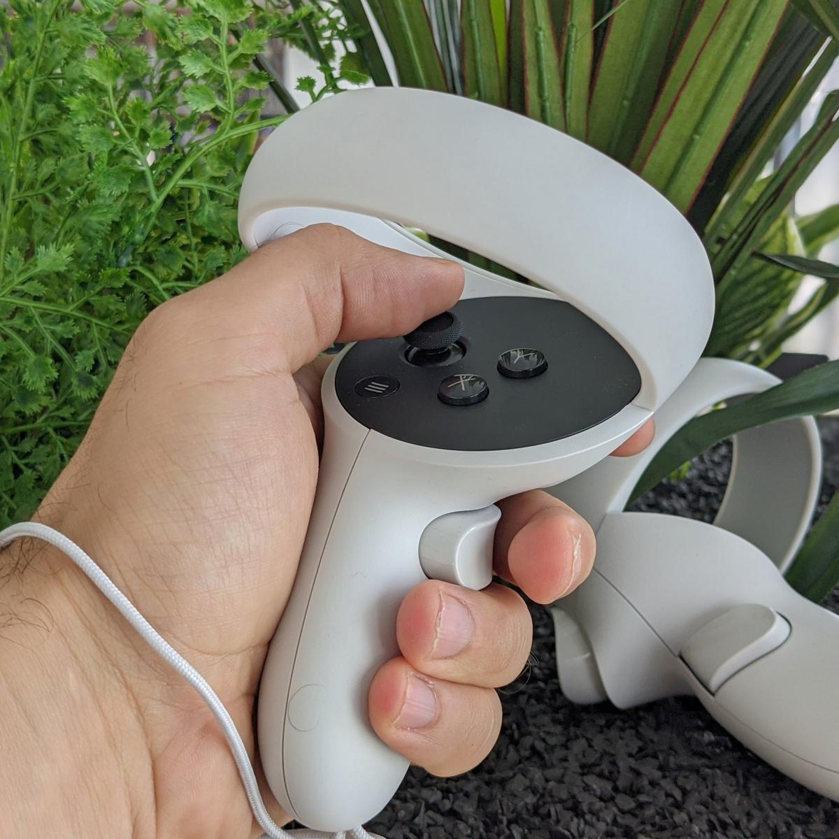 Les manettes Oculus Touch.