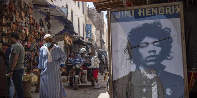 Au Maroc, les mythes et les légendes sur Jimi Hendrix prospèrent