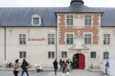 Le campus de Sciences Po, à Reims, n'accueille plus aucun étudiant, au moins jusqu'au 19 septembre.