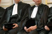 Des magistrats de la Chambre régionale de la Cour des comptes des Pays de la Loire, lors de l'audience solenelle de rentrée.