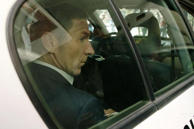 Antonio de la Torre incarne un homme politique corrompu,Manuel Lopez Vidal, dans« El Reino», de Rodrigo Sorogoyen.