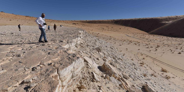 Des empreintes humaines vieilles de 120 000 ans découvertes en Arabie saoudite