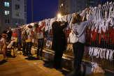 En Biélorussie, la révolution au pied des tours
