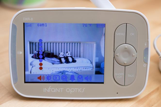 L'Infant Optics est doté de menus intuitifs, fiables et faciles à parcourir, même si l'interface utilisateur est basique et les commandes assez énigmatiques au début.
