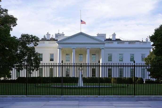 La Maison Blanche, le 19 septembre 2020.