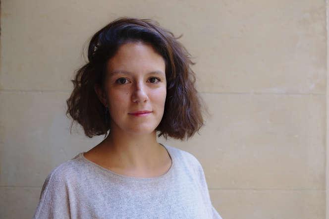 Louise Vignaud, le 11 septembre, à Lyon.