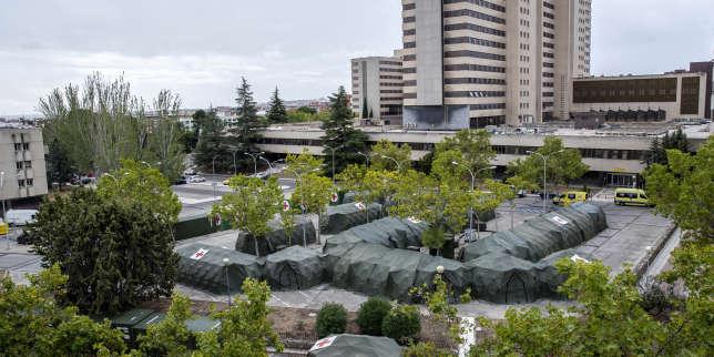 Madrid, de nouveau épicentre du Covid-19, limite la liberté de mouvement de 850000personnes