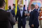 Joe Biden en campagne avec les syndicats dans le Minnesota