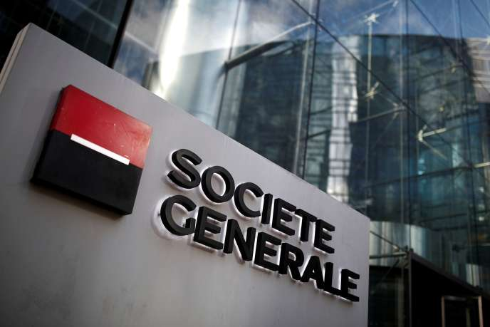 Le siège de Société générale à la Défense, le 4 février 2020.