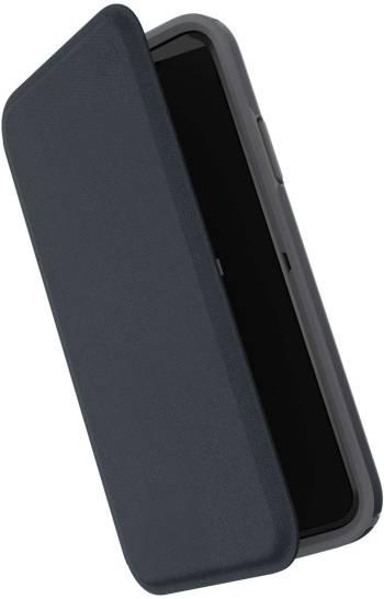 Un étui à rabat pour iPhone XS et X Presidio Folio de Speck pour iPhone X/XS