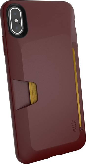 Une coque porte-cartes pour l'iPhone XS Max Wallet Slayer Vol. 1 Smartish pour iPhone XS Max