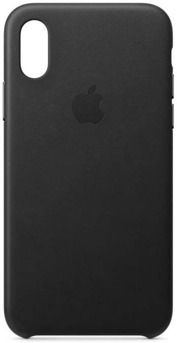 La meilleure coque en cuir pour l'iPhone XS Coque en cuir Apple pour l'iPhone XS