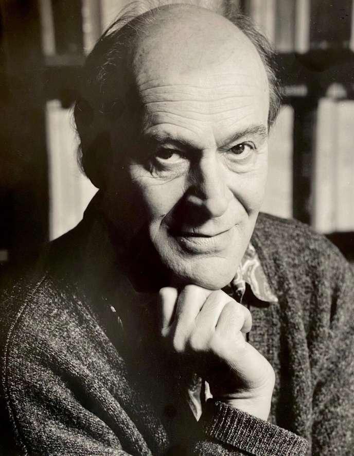 Le juriste et philosophe Bernard Edelman.