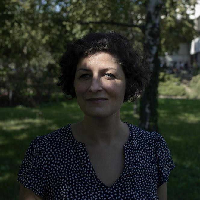 Jeanne Barseghian, maire Europe Ecologie-Les Verts de Strasbourg, le 15 septembre.