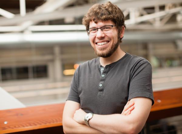 Jason Citron, cofondateur et PDG de Discord.