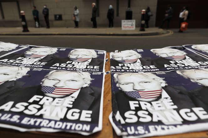 Le procès en extradition de Julian Assange a repris, le 7 septembre dans le centre de Londres, et devrait durer jusqu'au 2 octobre.
