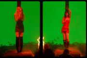 Abbey Lee, Charlotte Gainsbourg etClara Deshayes dans«Lux Æterna», de Gaspar Noé.