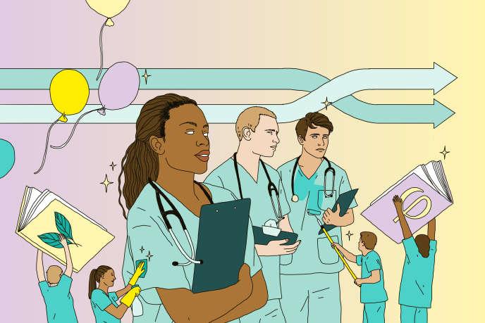 Cette année, deux filières remplacent la Paces, la première année de médecine.