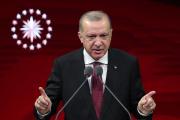 Recep Tayyip Erdogan, à Ankara, le 17 septembre.