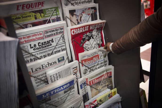 Driss Yemmou, dit Idriss Sihamedi, est soupçonné de harcèlement en ligne envers une ancienne journaliste de «Charlie Hebdo».