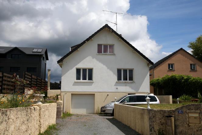 Des fouilles pour retrouver le corps d'Estelle Mouzin ont été effectuées le 19 juin 2020 dans l'une des anciennes maisons de Michel Fourniret, àVille-sur-Lumes.