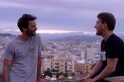 Juan Barberini et Ramon Pujol dans «Fin de siècle», réalisé par Lucio Castro.